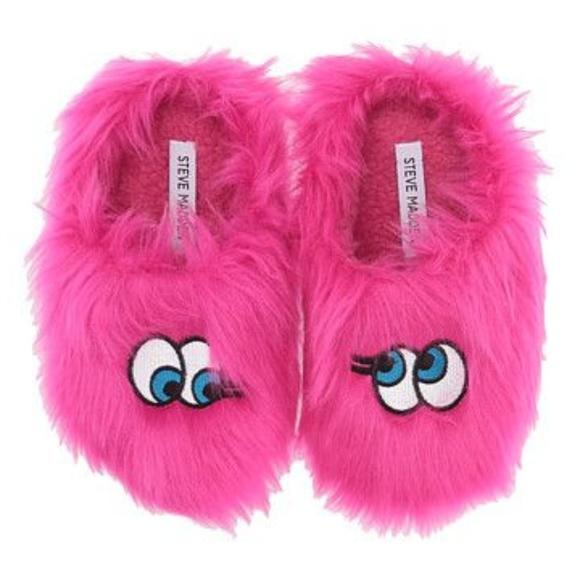 61d1976d89afa Steve Madden Shoes | New Girls Jeyes Slipper Size Large | Poshmark